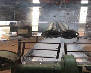 钢管杆产品镀锌